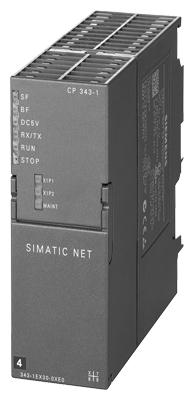 Plc hardware siemens 6gk7343-1ex30-0xe0, new surplus sealed.