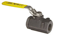 1/4 Inch (in) Size Ball Valve
