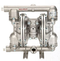 All-Flo 1 Inch (in) National Pipe Thread (NPT) Air Operated Double Diaphragm Pump