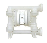 Wilden 1/4 Inch (in) Air Inlet Polytetrafluoroethylene Diaphragm Pump (020-014025)