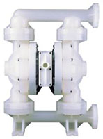Wilden 1/2 Inch (in) Air Inlet Polytetrafluoroethylene Diaphragm Pump