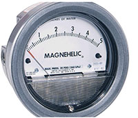 0 to 5 Inch (in) Water Gauge Electrical Instrumentation (2005)