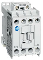 IEC, 23 Ampere (A) Current Single Pack Contactor