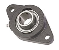 2 Bolt Flange Mounted Bearing (SCJT 1(in))