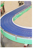 Radius Belt Conveyors